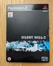 Silent Hill 2 - Special 2 Disc Set (Sony PlayStation 2, 2001)