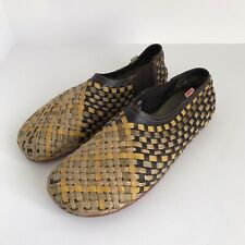 Camper Wabi Woven Limited Rare UK10 44