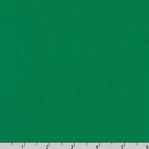By Yard-Arietta Ponte De Roma Knit Robert Kaufman Fabric A165-1135 EMERALD Green