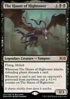 The Haunt of Hightower FOIL | NM | Buy a Box Promo | Magic MTG