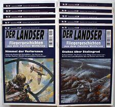 Der Landser Fliegergeschichten Band 30-39 (30 31 32 33 34 35 36 37 38 39)