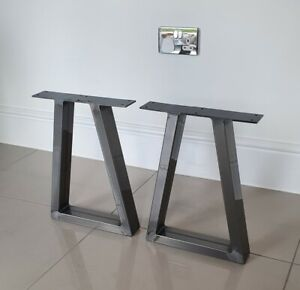 Breakfast Bar, Dinning Table, Coffee Table,Bench Legs, Made In Steel Box Section