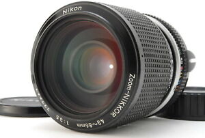 【Excellent+++++】Nikkor Ai Zoom 43-81mm f/3.5 MF Lens from Japan-#2894