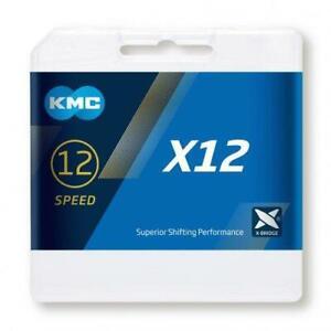 KMC X12 - 12 speed - Standard Bike Chain