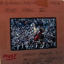 POPE PAUL VI 1963-1978 Archbishop of Milan Second Vatican Council ORIG SLIDE 1