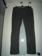 NEW JEANS RIFLE WEAR WITH PRIDE GREY CORD, SIZE 38