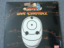 Naruto Shippuden Ultimate Ninja Storm 3 Game Soundtrack from the C.E.   NEW