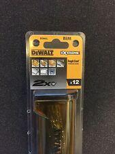 DEWALT Hoja sierra reciprocante Set, bimetal, DT2441L 12tlg largo life