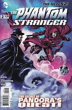 DC Comics! The Phantom Stranger: The Secret of Pandora's Quest! Issue 2!