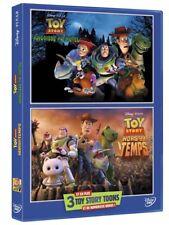 DVD *** TOY STORY ANGOISSE AU MOTEL + TOY STORY HORS DU TEMPS *** ( Neuf )