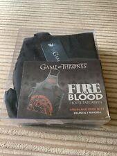 More details for game of thrones targaryen apron and oven mitt set