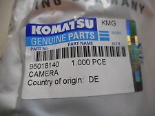 KOMATSU CAMERA 95018140 BRAND NEW PC3000 PC4000 PC5000 PC5500 PC8000 FACTORYSEAL