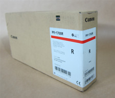 [1049*] CANON imagePROGRAF LUCIA PRO pigment ink PFI-1700R RED ( RRP>$350 )