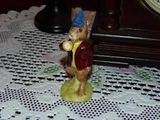 "Royal Doulton Bunnykins Figurine ""Rise and Shine"" Db11 stunning"
