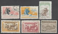 1958-NORTH VIETNAM- MINT/USED STAMPS SELECT.-NR+++++