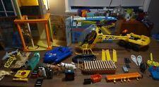 #1 huge lot of vintage GI JOE stuff 1964 adventure team buildings and vehicles
