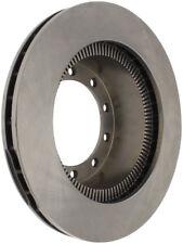 Disc Brake Rotor-C-TEK Standard Rear,Front Centric 121.83013