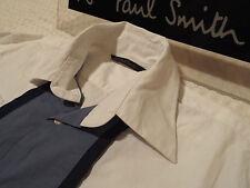 """Paul Smith Da Uomo Camicia 🌍 Taglia M (circonferenza petto 42"""") 🌎 RRP £ 95+ 📮 VINTAGE Bold Stripe"""