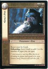 Lord Of The Rings CCG Card RotEL 3.U2 Gimli's Pipe