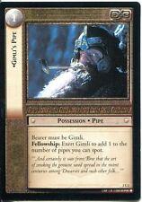 Lord Of The Rings CCG Card RotEL 3.U2 Gimli's Pipe