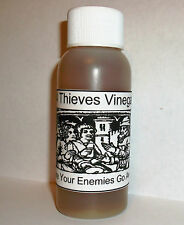 4 Thieves Vinegar - Make Your Enemies Go Away - Witchcraft - Wicca - HooDoo