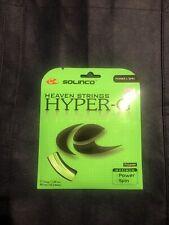 Solinco Heaven Strings Hyper-G Tennis String 17g/1.20mm Single Set