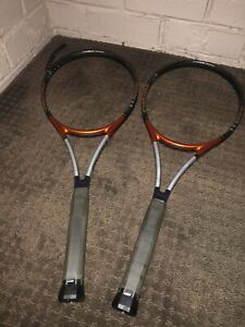 Head PT113A New Twin Tube Pro Stock Matched Pair-Ti Radical PJ-Grip3