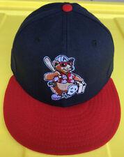 Vintage 90s Asheville Tourists New Era Major League Pro Model Hat USA 100% Wool