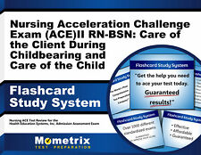 Nursing ACE II RN-BSN: Care of the Client During Childbearing & Child Flashcards