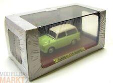 DDR AUTO KOLLEKTION Trabant P50 Kombi in grün Modell im Maßstab 1:43 - OVP