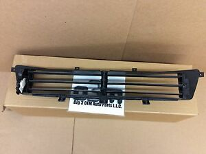 12-13 Buick Lacrosse Allure Hybrid Front Bumper Grille Shutter with Actuator OEM