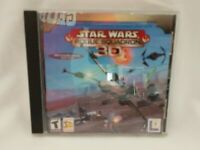 STAR WARS ROGUE SQUADRON 3D PC WINDOWS GAME