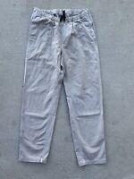 Vtg Gramicci G1 Belted Hiking Pants Men's 33 x 31 Climbing Camping Outdoor RARE