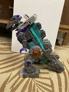 Transformers Generations Titans Return, Titan class Trypticon w/ Full-Tilt, 2016