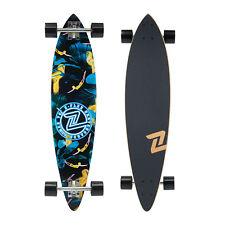 Z-Flex Skateboard Complete Dos Flamingos Pintail Longboard FREE POST