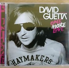 DAVID GUETTA - ONE MORE LOVE [CD] NEW & SEALED