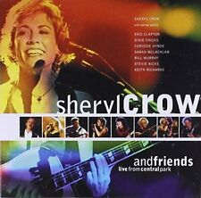 Sheryl Crow Live from Central Park (1999, & Friends)  [CD]
