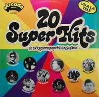 Various - 20 Super Hits (LP, Comp) Vinyl Schallplatte - 80010