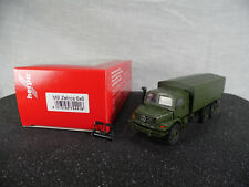 ht324, Herpa Minitanks 744416 Mercedes-Benz Zetros 6x6 gep. / armoured / NEW NEU