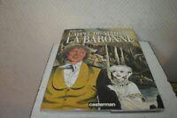 LIVRE BD L APPEL DE MADAME LA BARONNE SERVAIS CASTERMAN 1989 ROMAN