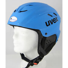 Uvex X-Ride Skihelm blau gebraucht S-M (55-58cm) 16005051