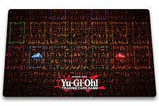 Yu-Gi-Oh! Playmat Master Rule 4 Link Zones TCG CCG Mat Yugioh Gaming PlayMat+Bag