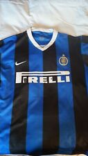 Maillot football INTER MILAN officiel NIKE taille XL