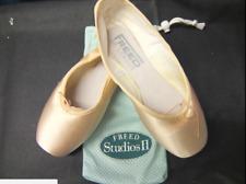 Pink satin Freed studios II pointe shoes - various sizes