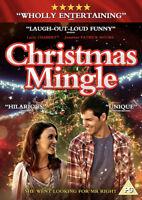 Christmas Mingle DVD (2018) Lacey Chabert, Bernsen (DIR) cert PG ***NEW***