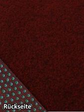 Rasenteppich Kunstrasen Comfort + rot 400x400 cm dunkel