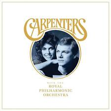 Carpenters With The Royal Philharmonic Orchestra CD 2018