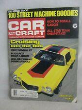 Car Craft Magazine  -  June 1980 , 100 Street Machine Goodies  (719)
