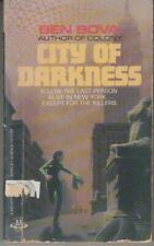 City of Darkness - PB 1982 - Ben Bova - Science Fiction