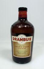 Drambuie Liqueur Empty 750mL Bottle